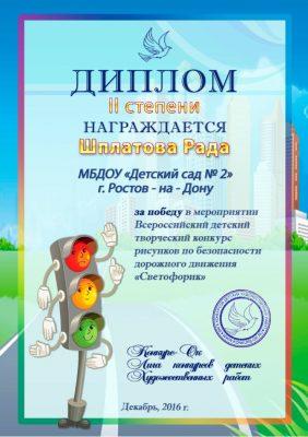 thumbnail of Шплатова Рада